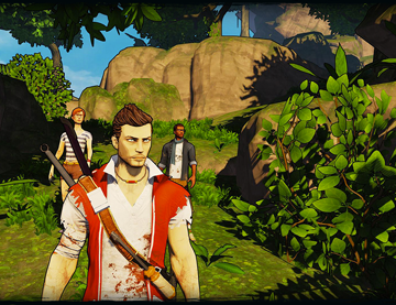 escape dead island game screenshot