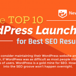 The Top 10 WordPress Launch Tips for Best SEO Results (Infographic)