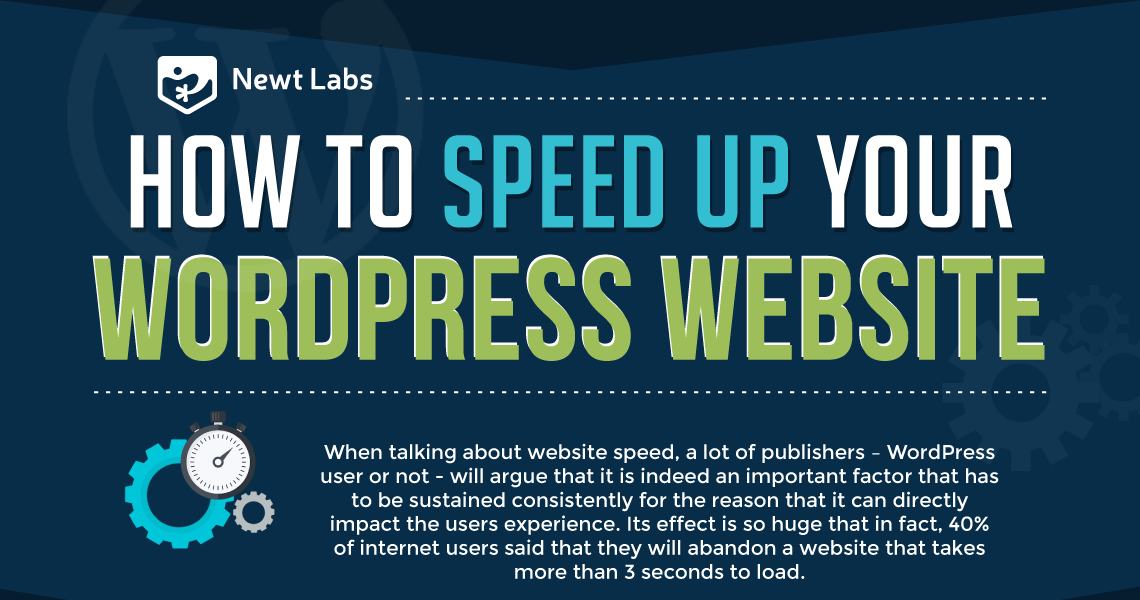 wordpress speed up introduction