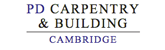 PD Carpentry logo