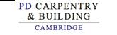 PD Carpentry logo