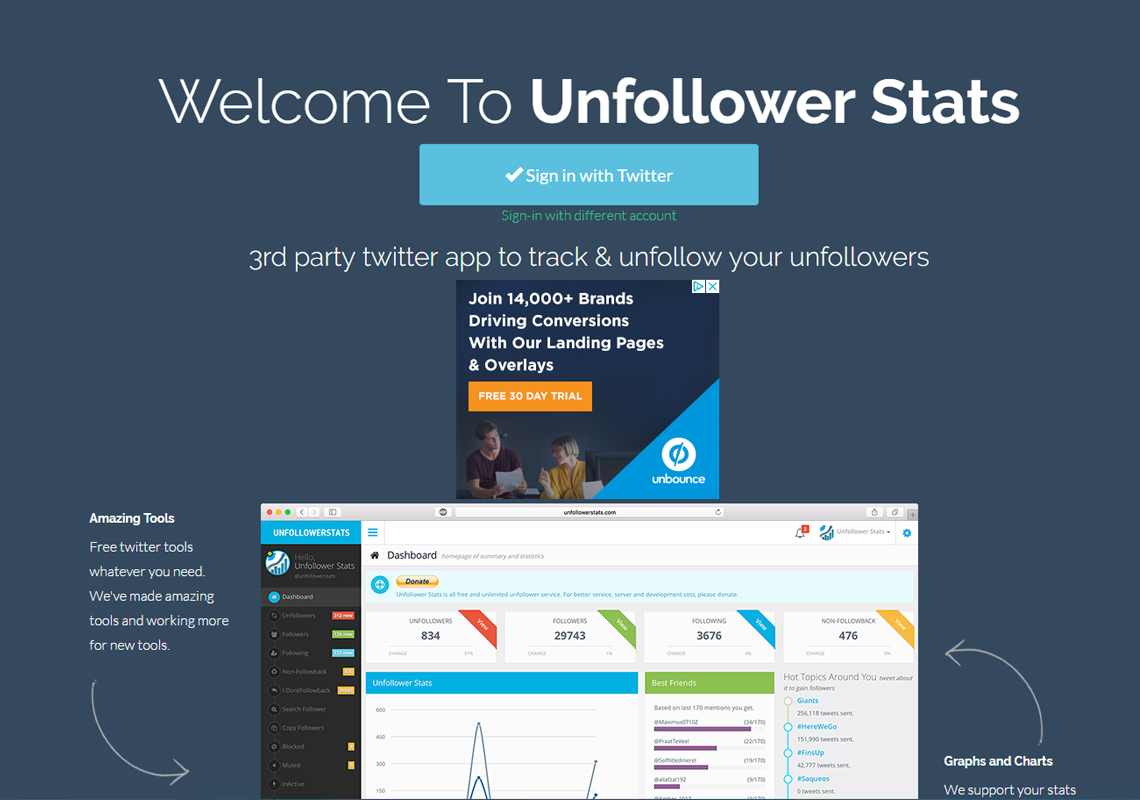 Eight Twitter Unfollow Tools to Manage Your Followers - Newt