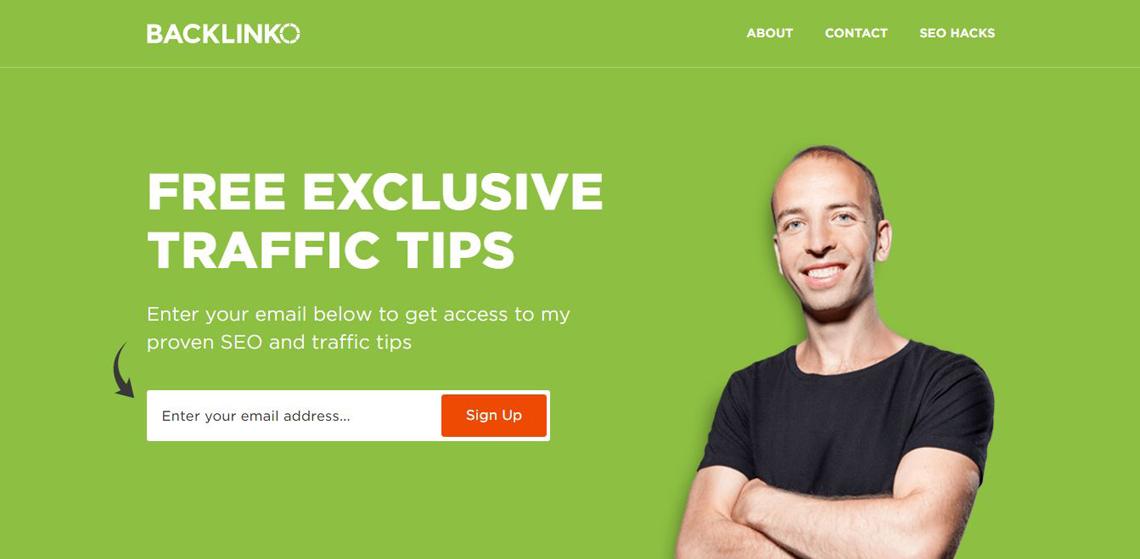 backlinko website