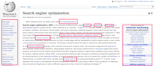 wikipedia backlinks