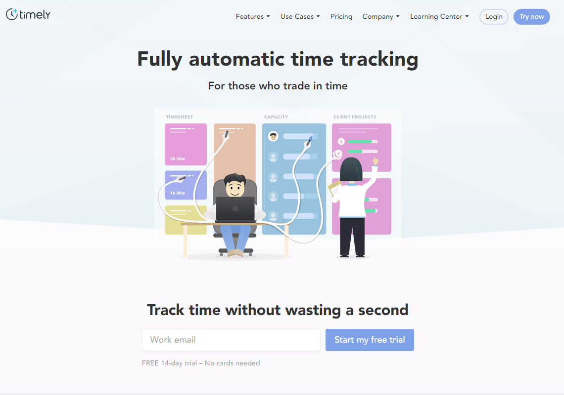 fully automate time tracking