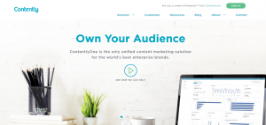 own your audience