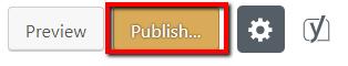 Publish Subscription Form